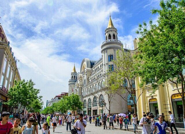 (攻略)东北最受欢迎旅游景点-哈尔滨游记攻略haruver景点图片
