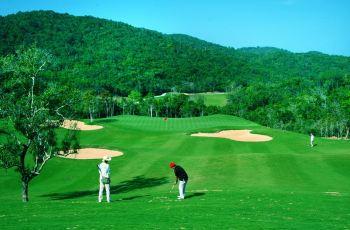 三亚甘什岭森林高尔夫球会附近景点
