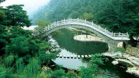 沂蒙山旅游区云蒙景区