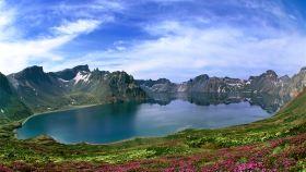 长白山风景区