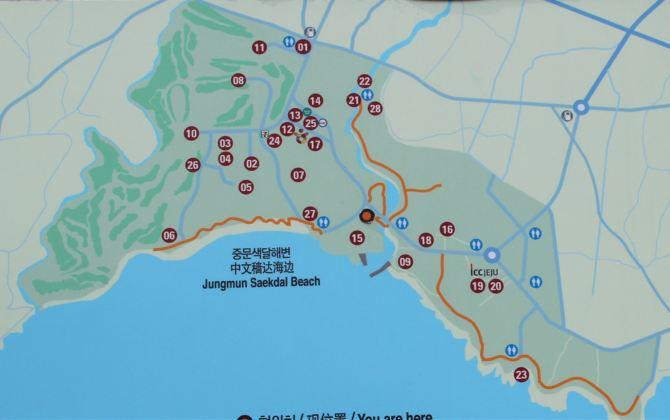 超详细的首尔济州岛8日游攻略(2)