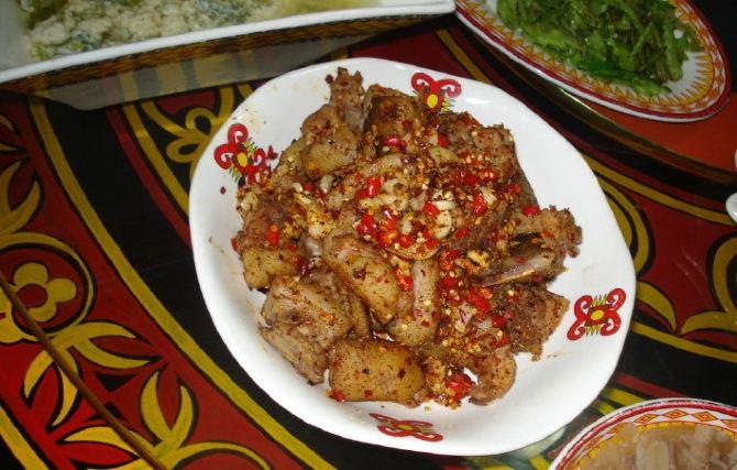 泸沽湖攻略游记-凉山攻略美食【携程攻略】的岭南特色美食图片