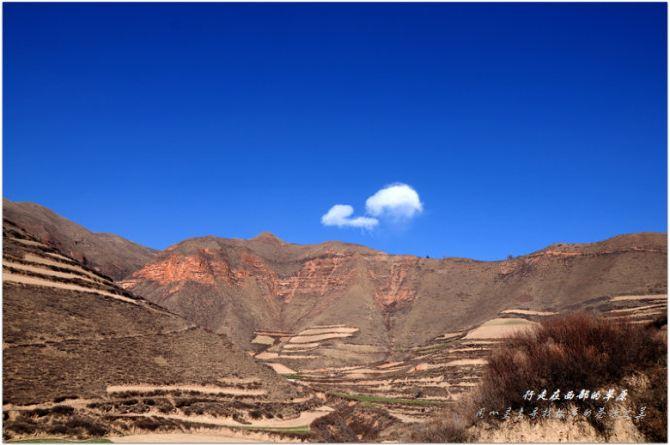 【加游站】冬天的穿越.冶力关.徒步赤壁幽谷-小泰山游戏攻略图片