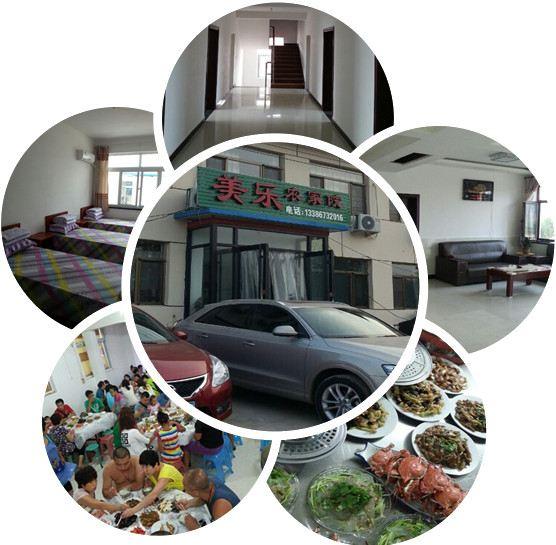 辽宁绥中东戴河绝版,东戴河住宿,美乐农家院欢td旅游攻略图片