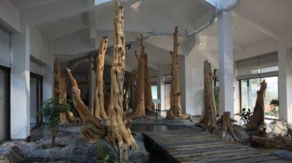 古木建筑榫头结构图