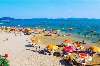 武汉东湖疑海沙滩沙滩附近浴场,东湖疑海青蛙v沙滩珠子攻略景点图片