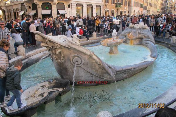 12年11月1日-13日意大利自由行 - 罗马游记攻略