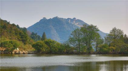 湖北随州大洪山风景名胜区高清图片