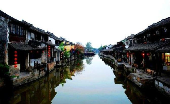 十 大 水 乡 古 镇-------------------------编辑部 - 成龙 - 知青东流