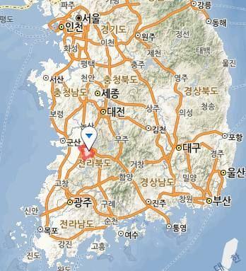 韩国全罗北道全州市_