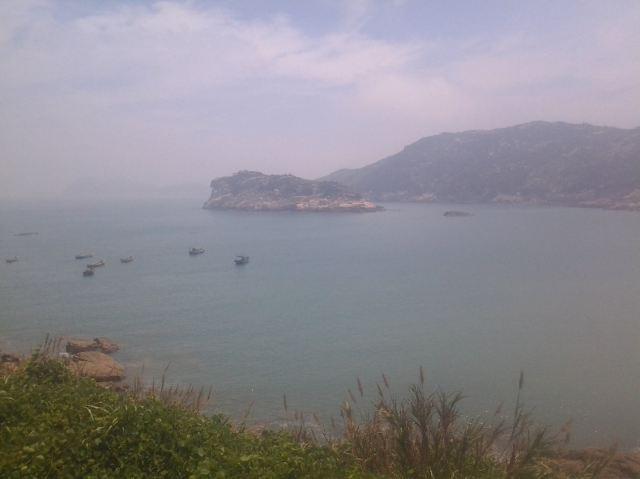 温州南麂岛游记