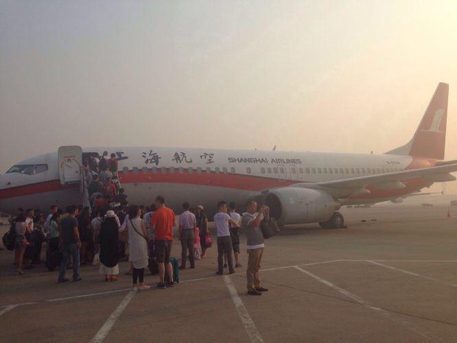 北京早上七点的飞机