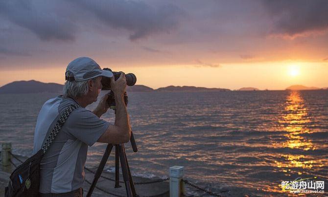 与攻略摄影师解说在莲花洋边-舟山视频游记鬼泣2游戏视频攻略解说视频解说老外相遇图片