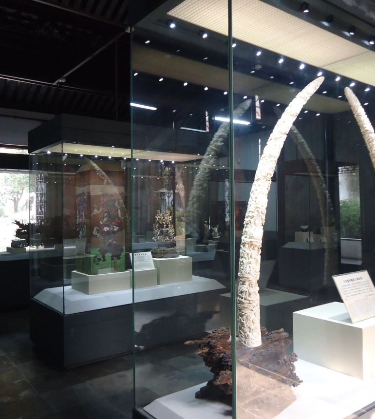 苏州工艺美术博物馆,苏州苏州工艺美术博物馆攻略图片