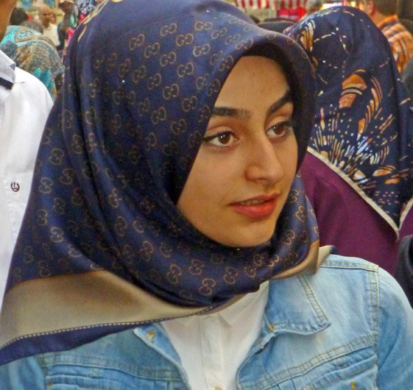 穆斯林妇女头巾