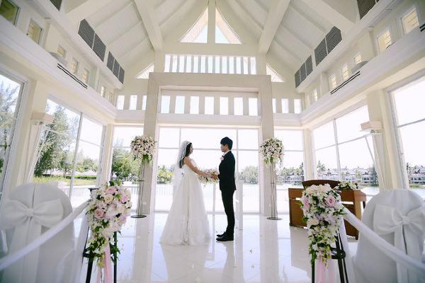 【加游站】看见.浪漫 --我们的白色礼堂婚礼