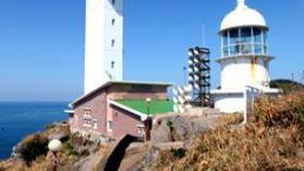 巨文岛灯台