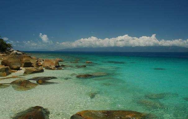 费兹洛伊岛  Fitzroy Island   -0