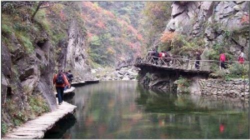 栾川旅游景点 洛阳旅游景点 新乡旅游景点大全