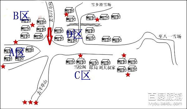 手绘地图(网上)——