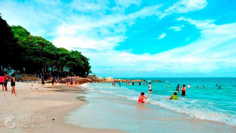 泰国曼谷 芭提雅 沙美岛6日5晚跟团游(3钻)·全程无自费 1晚沙美1晚国