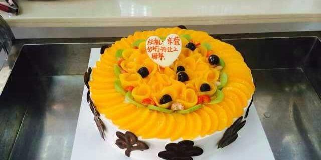 蛋糕盘树手工制作图片