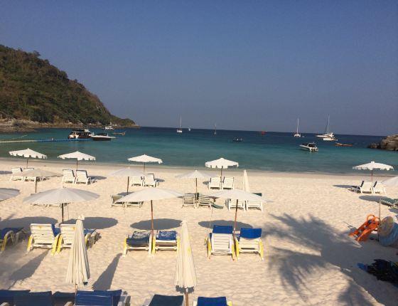 咪子和鸭子的泰国·普吉·皇帝岛六日游