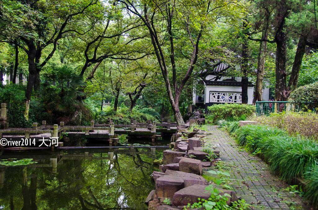 江南一带私家园林极多,设计精巧,很多公园也借鉴了园林的设计风格,园