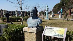 慈湖纪念雕塑园
