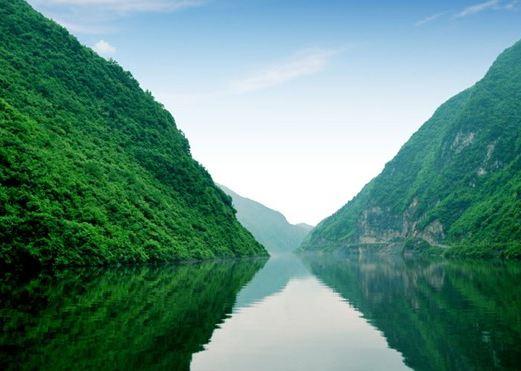 千家坪 两合崖 筒车湾景区 巴山秋池 凤凰山森林公园  汉江三峡 0&