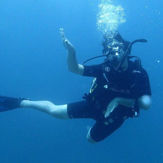 普吉岛潜水之旅