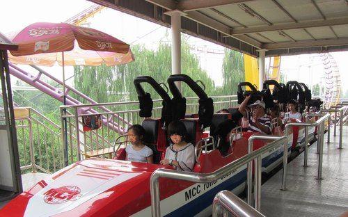129 3 乘电车109(北京西站南广场-东四路口东) 2 4 乘地铁(暂现金支付