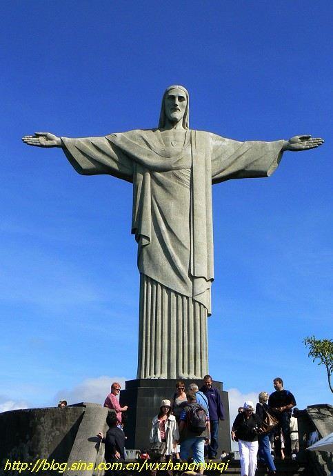 【巴西】去里约看世界上最高的耶稣像 - 里约热内卢