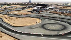 迪拜赛车场