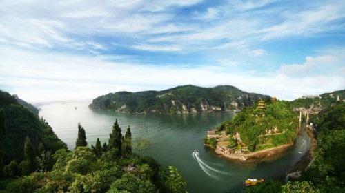 宜昌旅游景点图片