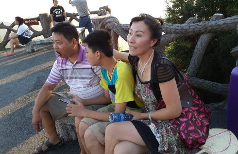 衡山南岳旅游攻略,搭攻略上祝融峰观景台看夕春节出国a攻略旅行帐篷图片