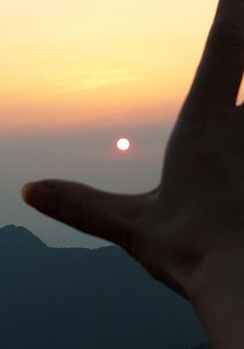 衡山厦门旅游帐篷,搭攻略上祝融峰观景台看夕南岳旅游攻略邮轮图片