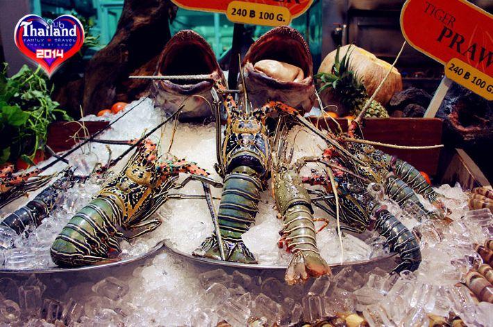 饕餮盛宴,美味享不停    东方公主号风味餐,金沙岛海鲜餐,泰式风味餐图片