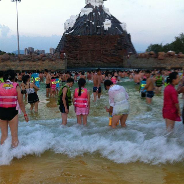 丽水水上世界冒险岛