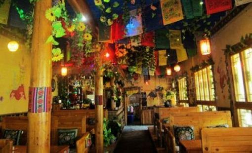 梅朵赛钦茶艺园图片