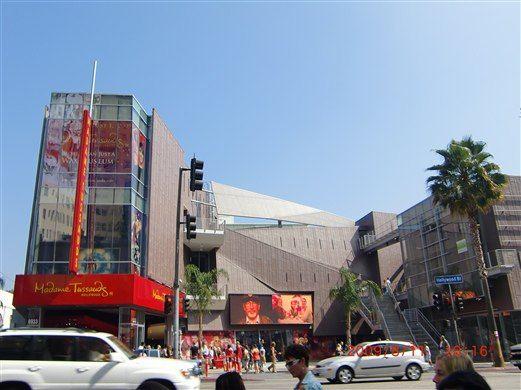 0                                       洛杉矶好莱坞街景
