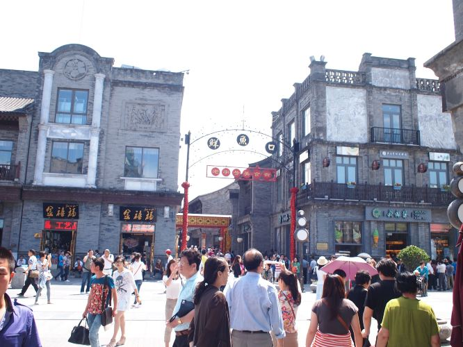 【iv攻略】北京5日经典线路攻略自由行(深圳+十长城美食百合小镇一日游花卉图片