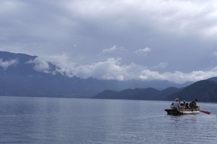 【加游站】丽江-香格里拉-泸沽湖8日半自助游幼儿园玩法游戏的水枪图片