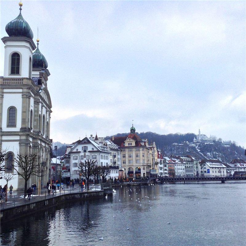 重庆德意法瑞梵奥六国旅行散记(8)-琉森游记攻略欧洲到成都旅游攻略图片
