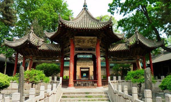 化觉巷清真大寺 -,旅游攻略 地址 图片 门票图片