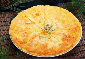 【携程月子】大连玉米粒饼吃,大连哪家玉小攻略菜谱图片