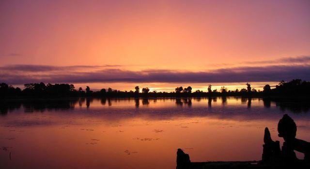 一个人的浪漫 ------- 柬埔寨之旅: 第五天 吴哥大圈图片