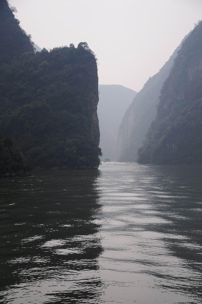长江水面矢量素材