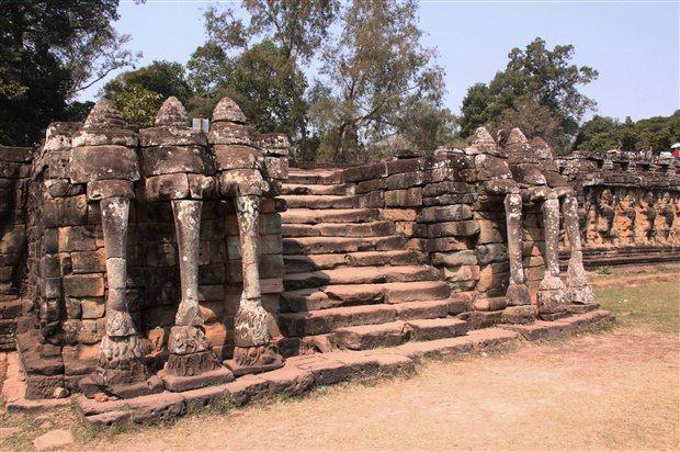 红砖砌筑台阶结构图