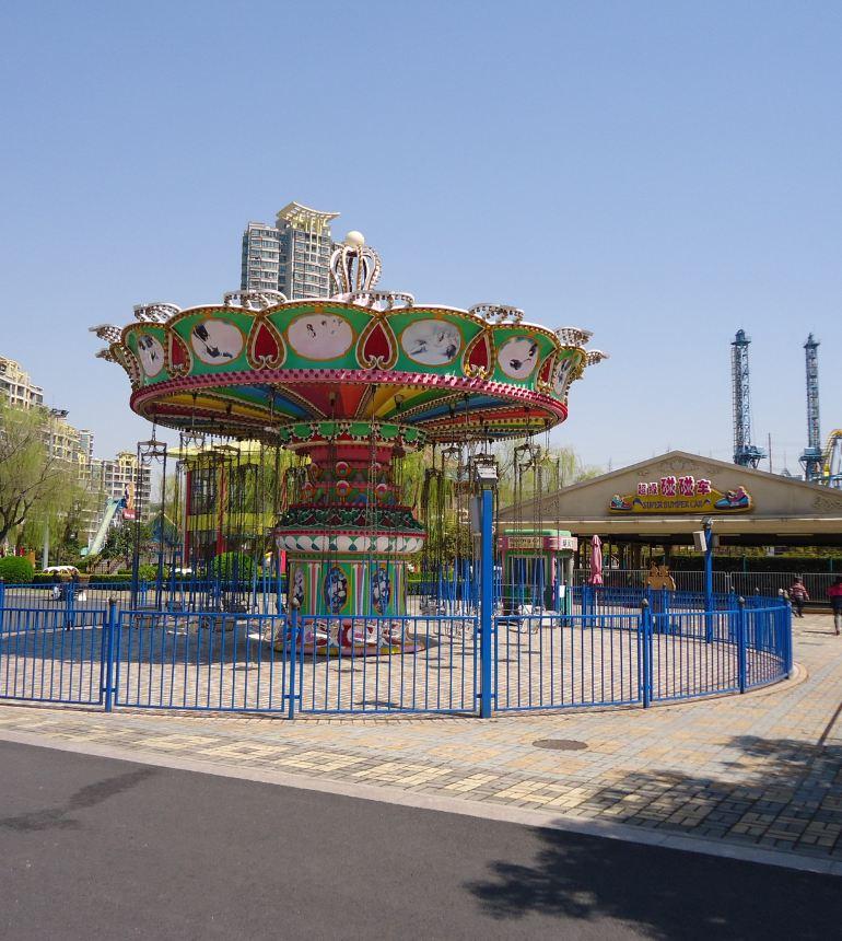 乌镇小动物乐园